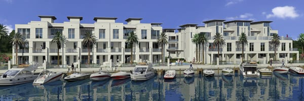SkY230 Townhomes - Green Builder