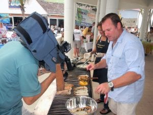 Lobster Chef Competition