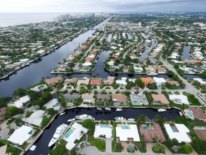 Landings Neighborhood Fort Lauderdale