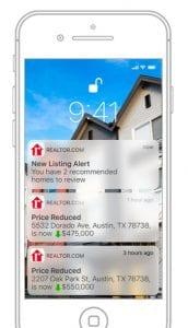 Realtor Mobile App