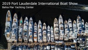 2019 Fort Lauderdale Boat Show