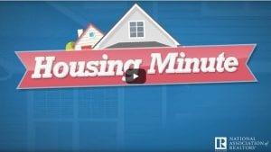 NAR Housing Minute