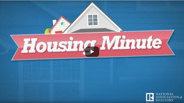 NAR Housing Minute