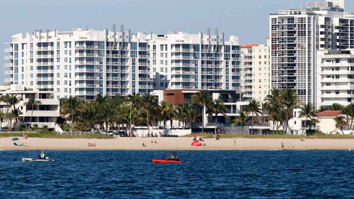 Sapphire Condo Fort Lauderdale
