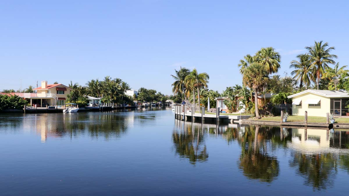 Wilton Manors Waterfront