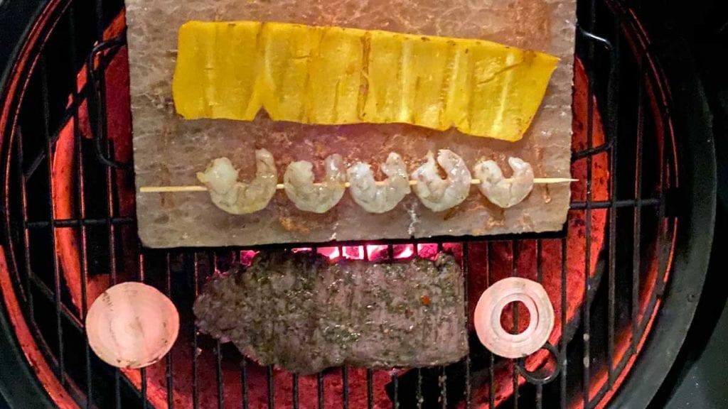 Grilled Chimichurri Skirt Steak
