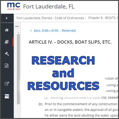 South Florida Waterfront Property Resources