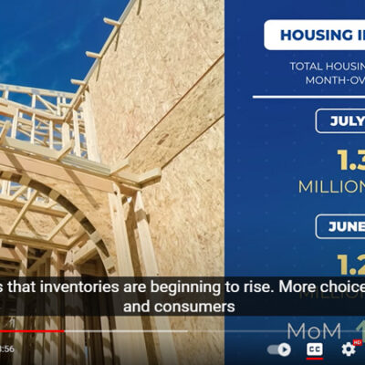 NAR Existing Home Sales July 2021